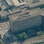 Schott AG headquarters (Birds Eye)
