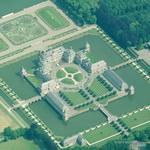 "Schloss Nordkirchen, ""The Versailles of Westphalia"" (Bing Maps)"