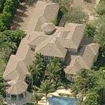 Andrew Brock's house