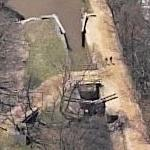 Chesapeake and Ohio Canal - Lock 19 (Birds Eye)