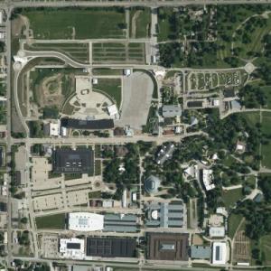 Iowa State Fairgrounds (Bing Maps)