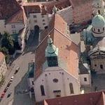 Graz Cathedral (Birds Eye)