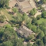 Larry Ellison's estate (Birds Eye)