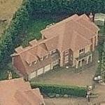 Robin van Persie's house (Birds Eye)