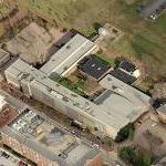 Mellon Hall & Francis Scott Key Auditorium by Richard Neutra (Birds Eye)