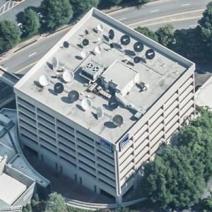 The Weather Channel headquarters (Birds Eye)