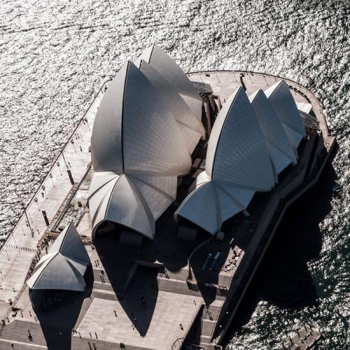 Sydney Opera House (Birds Eye)