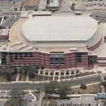 New Jacksonville Veterans Memorial Arena (Birds Eye)