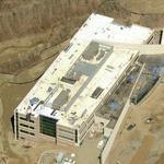Joint Use Intelligence Analysis Facility (Under Construction) (Birds Eye)