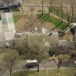 Graceland (Elvis Presley's Former Home) (Birds Eye)