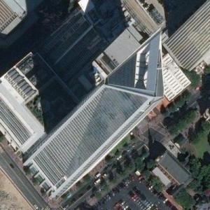 Duke Energy Center (Bing Maps)