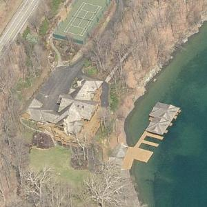 Danny Wegman's House in Canandaigua, NY - Virtual Globetrotting