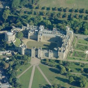 Windsor Castle (Birds Eye)