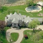 Ron Bruder's House (Birds Eye)