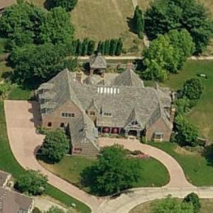 Shahid Khan's House (Birds Eye)