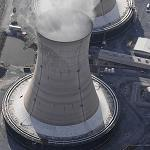 Three Mile Island Unit 1 (TMI-1) North Cooling Tower (Bing Maps)
