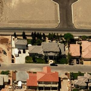 Rick Harrison's House (Pawn Stars) (Birds Eye)
