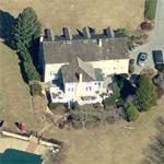 Rick Santorum's house (Birds Eye)