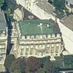 Prince Sultan bin Abdul-Aziz Al Saud's Mansion (Former) (Birds Eye)