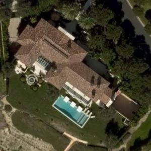 Heather Dubrow's house (former) (Bing Maps)