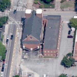 Ebenezer Baptist Church Heritage Sanctuary (Birds Eye)