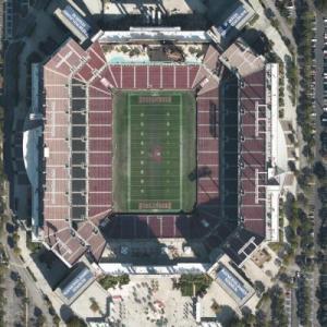 Raymond James Stadium (Bing Maps)