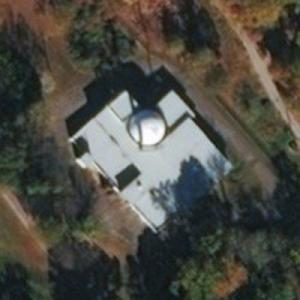 Fort Belvoir SM-1 Nuclear Reactor (Bing Maps)