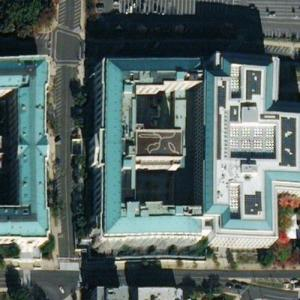 Dirksen Senate Office Building (Bing Maps)