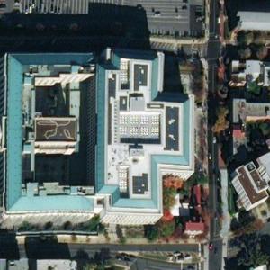 Hart Senate Office Building (Bing Maps)