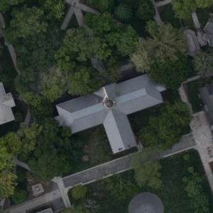 Nassau Hall (Birds Eye)