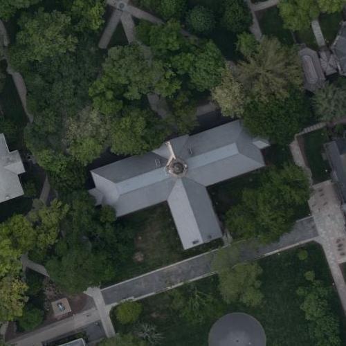 Nassau Hall (Birds Eye)