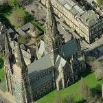 St Mary's Cathedral (Birds Eye)