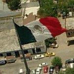 Giant Mexican Flag - Laredo