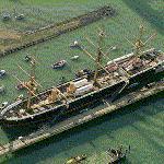 HMS Warrior (Bing Maps)