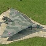 Vulcan Bomber (Birds Eye)