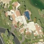 Bill Gates' House (Bing Maps)