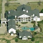 Gary T. Baker's House (Former) (Birds Eye)