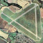 RAF Chalgrove (Bing Maps)