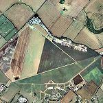 RAF USAAF Cheddington (Bing Maps)