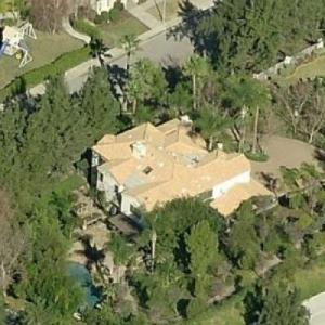 "Tupac ""2pac"" Shakur's house (Former) (Birds Eye)"