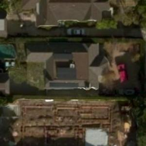 Lea Michele's House (Former) (Bing Maps)