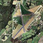 RAF Dunkeswell (Bing Maps)