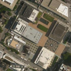 Lincoln Center for the Performing Arts (Bing Maps)