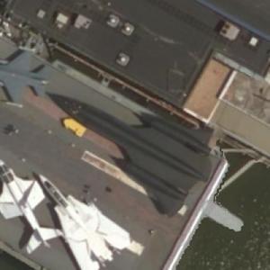 A-12 Blackbird (Bing Maps)