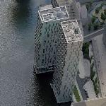 'Twin Towers' by de Architekten Cie