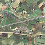 RAF Exeter (Bing Maps)