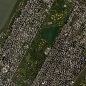 Central Park (Bing Maps)