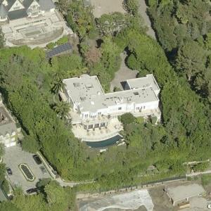 Byron Allen's House (Bing Maps)