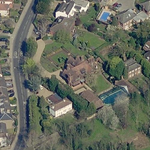 Brad Pitt And Angelina Jolie S House In Richmond United Kingdom Google Maps