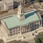 Tennessee State Capitol (Birds Eye)